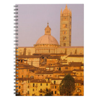 Europe, Italy, Tuscany, Siena. 13th century 2 Notebook