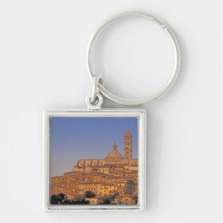Europe, Italy, Tuscany, Siena. 13th century 3 Keychain