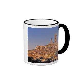 Europe, Italy, Tuscany, Siena. 13th century 3 Ringer Coffee Mug