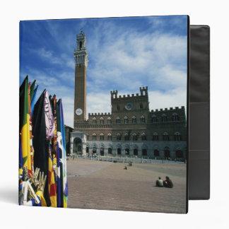 Europe, Italy, Tuscany, Siena. Piazza del Binder