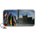 Europe, Italy, Tuscany, Siena. Piazza del Laptop Speakers