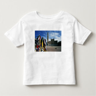 Europe, Italy, Tuscany, Siena. Piazza del Toddler T-shirt