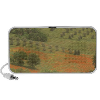 Europe, Italy, Tuscany, Val D'Orcia, Monte Mp3 Speaker