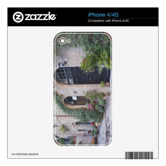 Europe, Italy, Umbria, Civita, Traditional House Skin For iPhone 4