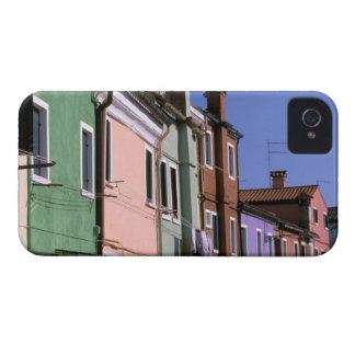 Europe, Italy, Veneto, Venice, Burano Island. Case-Mate iPhone 4 Case