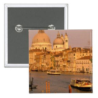 Europe, Italy, Veneto, Venice. Sunset view of Pins