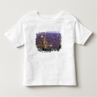 Europe, Italy, Veneto, Verona. View from Castel Toddler T-shirt