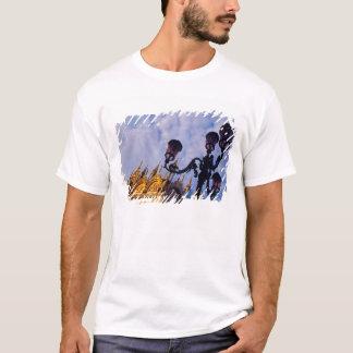 Europe, Italy, Venice. Byzantine Basilica and T-Shirt