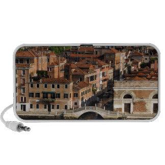 Europe, Italy, Venice. Canal views. UNESCO Mp3 Speaker