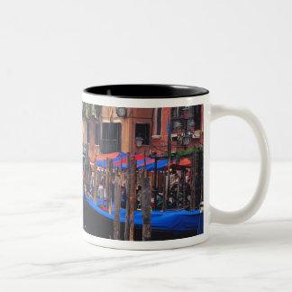 Europe, Italy, Venice, gondolas in canal Coffee Mug