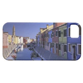 Europe, Italy, Venice, Murano Island, Colorful iPhone SE/5/5s Case