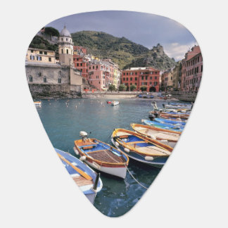 Europe, Italy, Vernazza. Brightly painted boats Pick