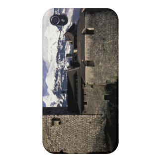 Europe, Liechtenstein, Vaduz. Vaduz castle, 2 iPhone 4/4S Case