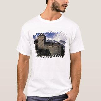 Europe, Liechtenstein, Vaduz. Vaduz castle, 2 T-Shirt