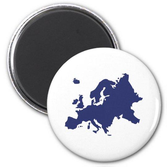 Europe Magnet