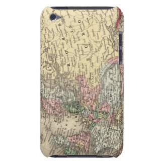 Europe Map by Mitchell Barely There iPod Case