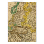 Europe  Map by Worcester Card