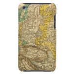Europe Map by Worcester iPod Case-Mate Case