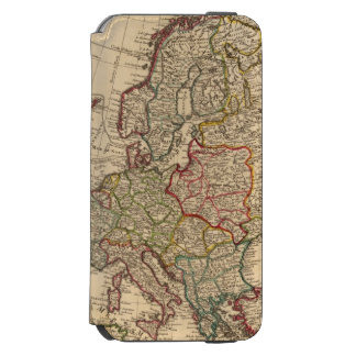 Europe map incipio watson™ iPhone 6 wallet case