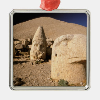 Europe, Middle East, Turkey, Nemrut Dagi Kahta 2 Metal Ornament