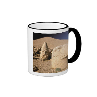 Europe, Middle East, Turkey, Nemrut Dagi Kahta 2 Ringer Mug