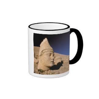 Europe, Middle East, Turkey, Nemrut Dagi Kahta Ringer Coffee Mug