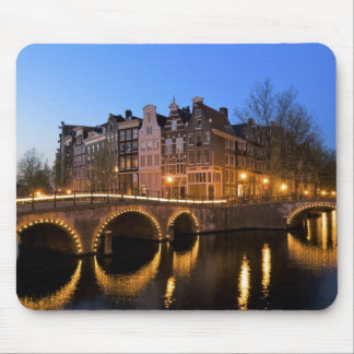 Europe, Netherlands, Holland, Amsterdam, Mouse Pad