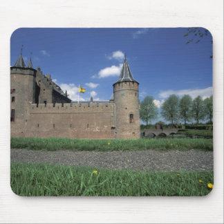 Europe, Netherlands, Muiden Muiden Castle Mouse Pad