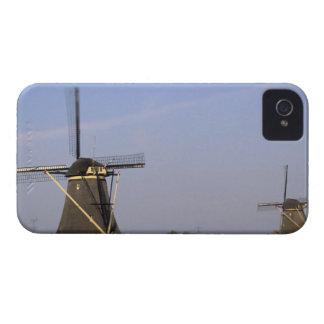 Europe, Netherlands, Zuid Holland, Kinderdijk. Case-Mate iPhone 4 Case