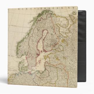 Europe north binder