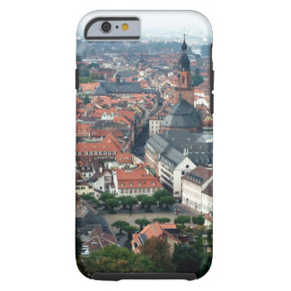 Europe Old Town Roofs Tough iPhone 6 Case