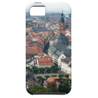 Europe Old Town Roofs iPhone 5 Covers