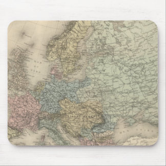 Europe Politics Mouse Pad
