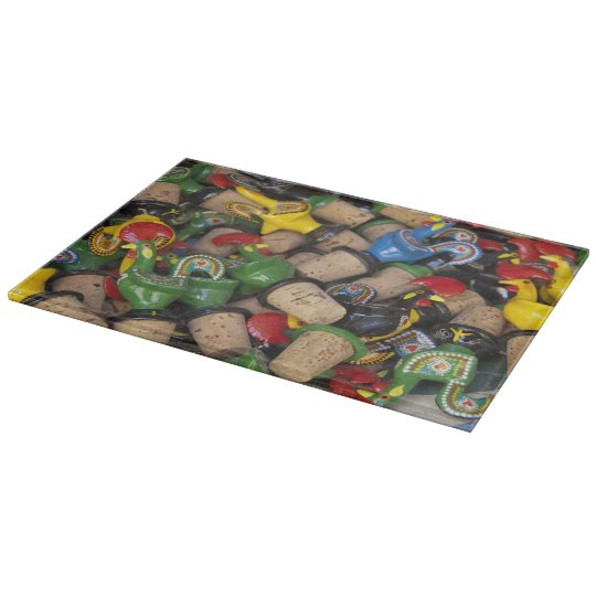 Europe, Portugal. Historic town of Sintra. 2 Cutting Board