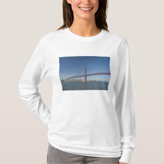 Europe, Portugal, Lisbon aka Lisboa). Ponte T-Shirt