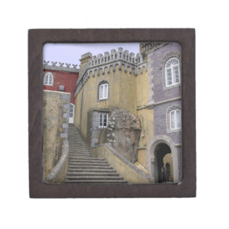 Europe, Portugal, Sintra. The Pena National 2 Gift Box