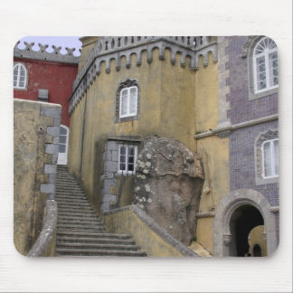 Europe, Portugal, Sintra. The Pena National 2 Mouse Pad
