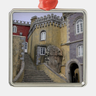 Europe, Portugal, Sintra. The Pena National 2 Ornament