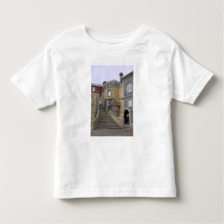 Europe, Portugal, Sintra. The Pena National 2 Toddler T-shirt