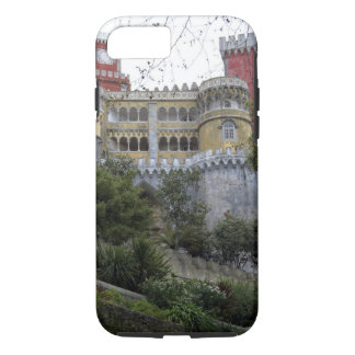Europe, Portugal, Sintra. The Pena National 3 iPhone 8/7 Case