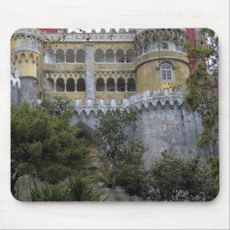 Europe, Portugal, Sintra. The Pena National 3 Mouse Pad