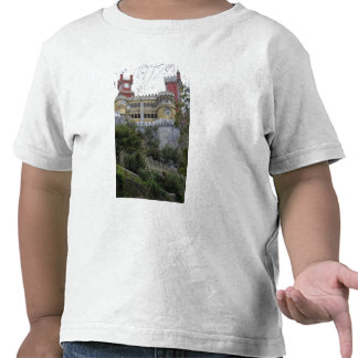 Europe, Portugal, Sintra. The Pena National 3 Shirts
