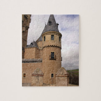 Europe, Portugal, Sintra. The Pena National Jigsaw Puzzle