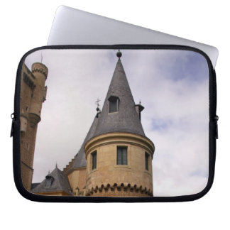 Europe, Portugal, Sintra. The Pena National Laptop Sleeves