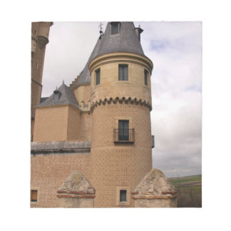 Europe, Portugal, Sintra. The Pena National Notepad
