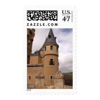 Europe, Portugal, Sintra. The Pena National Postage