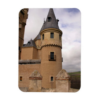 Europe, Portugal, Sintra. The Pena National Rectangular Photo Magnet