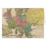 Europe Religion Atlas Map Card