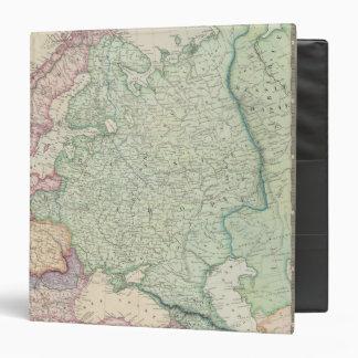 Europe, Russia, Finland Binder