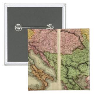 Europe S 2 Inch Square Button